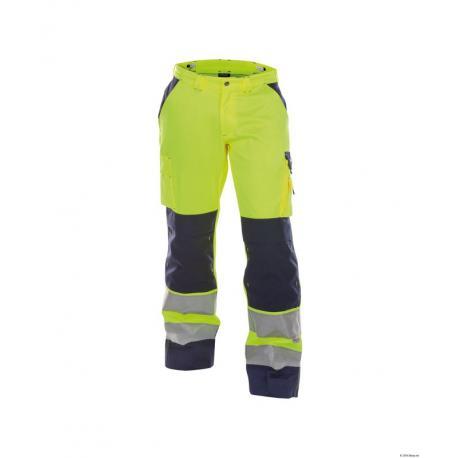 Buffalo Pantalon haute visibilité avec poches genoux - Dassy