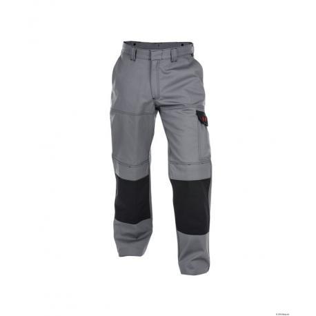 Lincoln Pantalon multinormes bicolore avec poches genoux