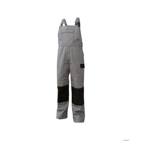 Wilson Cotte à bretelles multinormes bicolore avec poches genoux - Dassy
