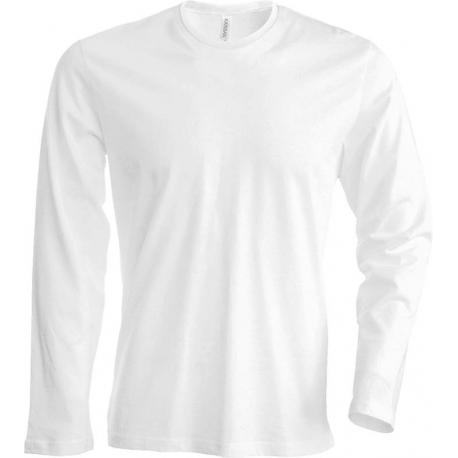 Tee-shirt col rond et manches longues - Kariban - K359