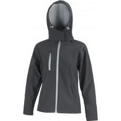 Veste Softshell à capuche - performance