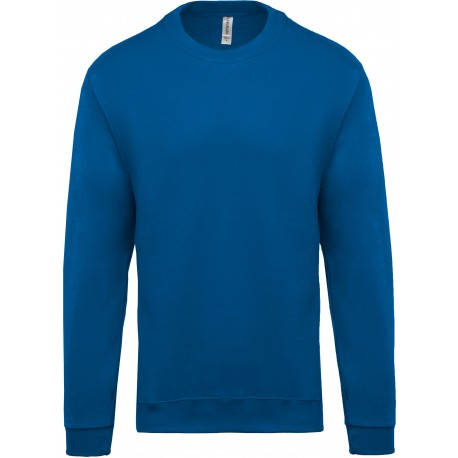 SWEAT SHIRT COL ROND MIXTE