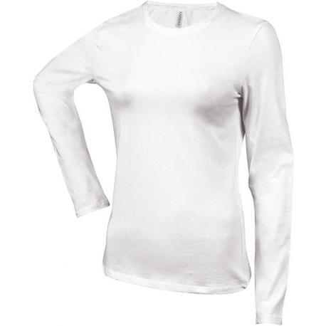 Tee-shirt pour Femme avec manches longues - Kariban - K383